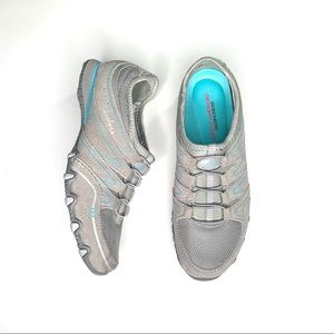 Skechers Sole Charmer Sneakers Gray Memory Foam